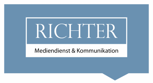 Logo Richter Mediendienst